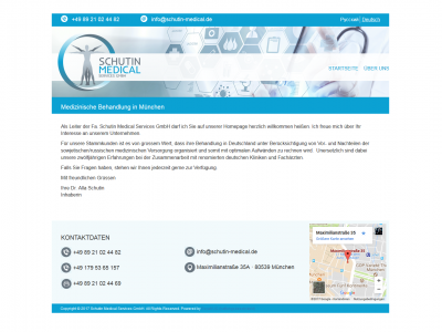 Schutin Medical Services GmbH